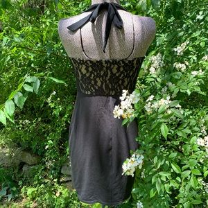 Moda International Dresses - Moda International Sweetheart Halter Dress
